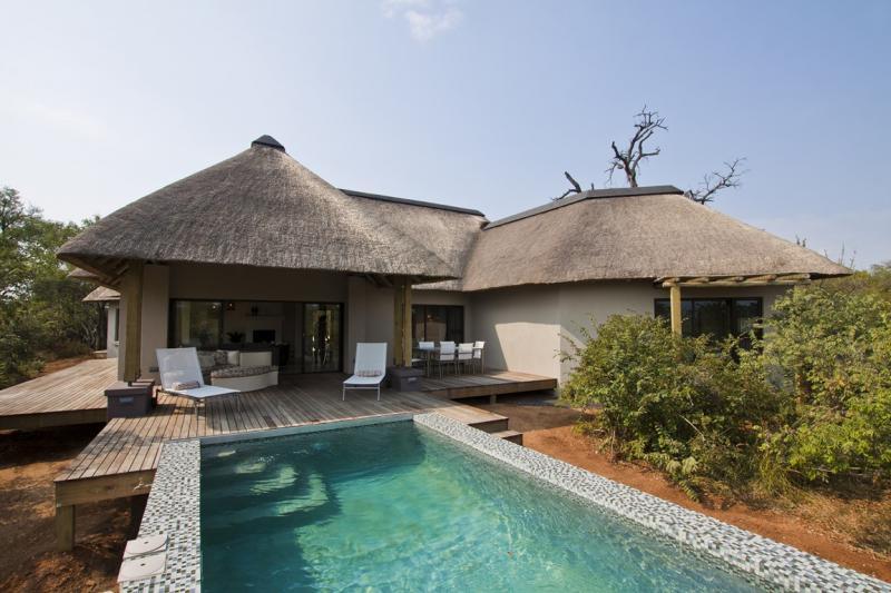 Villa Zuid Afrika : Villa blaaskans luxe vakantiehuis bij het krugerpark zuid