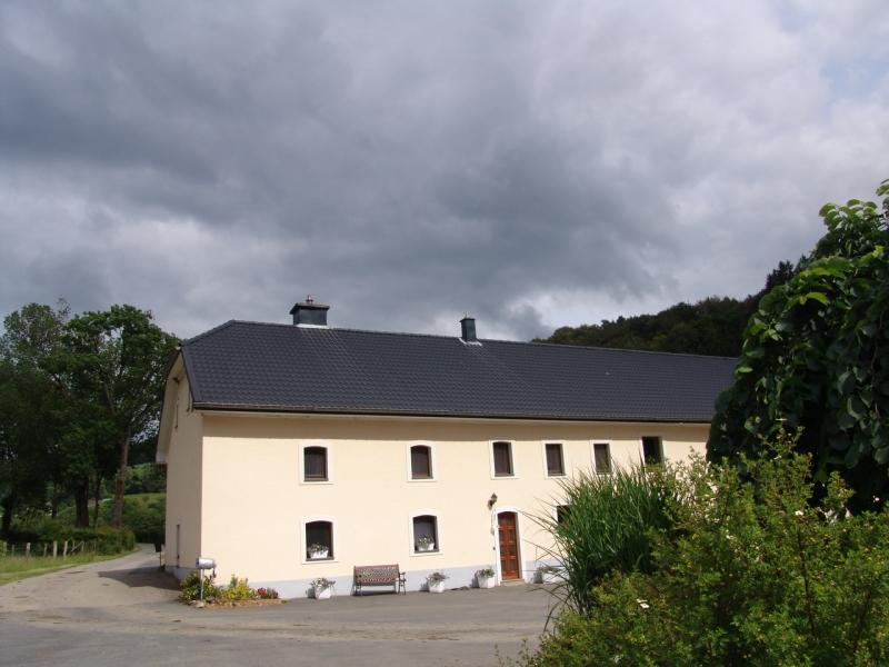 Wandelen vissen op de boerderij belgische ardennen - Boerderij luxemburg ...